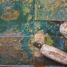 abstract in boat by fabio piretti