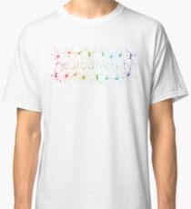 Neuron Diversity - Alternative Rainbow Classic T-Shirt