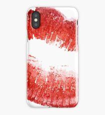 Cool lips iPhone Case/Skin