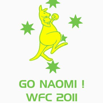 Yellow and Green WFC 2011 by ligortees
