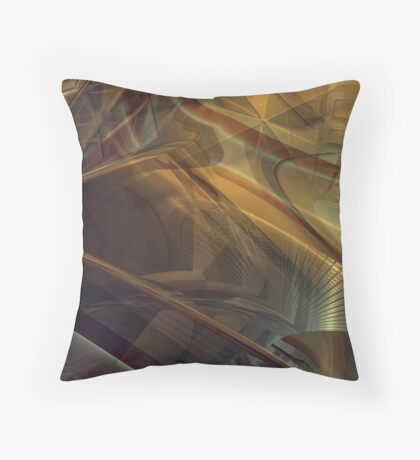 Streets of Desires #2 Throw Pillow
