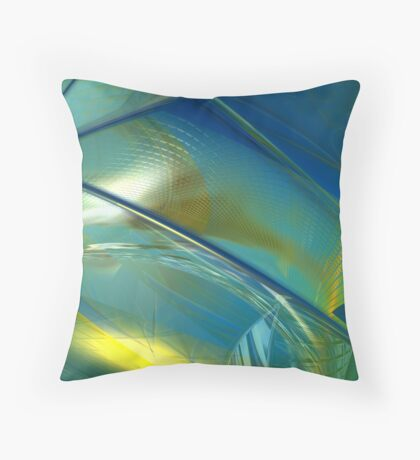 Streets of Desires #5 Throw Pillow