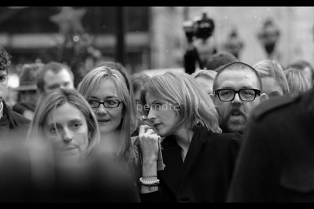 Face in the Crowd by berndt2