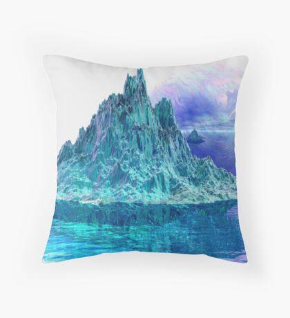 Waterworld Throw Pillow