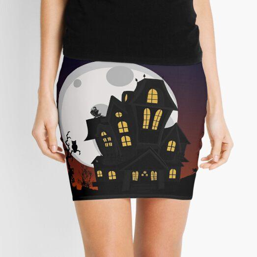 Halloween Mini Skirt