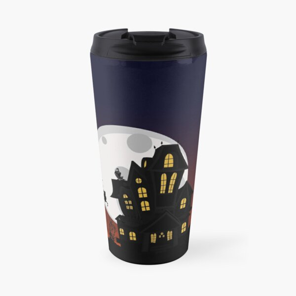 Halloween Travel Mug
