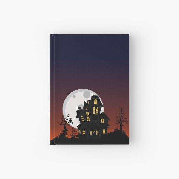 Halloween Hardcover Journal