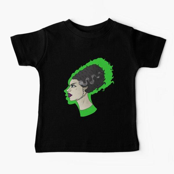 Bride of Frankenstein Baby T-Shirt