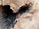 Wooden Portrait #2 by Benedikt Amrhein