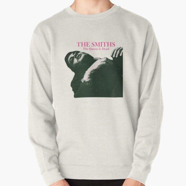 The Queen Is Dead Graphic Pullover Sweatshirt