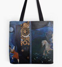 Artnap IV: Selenomancy/ Selenography Tote Bag