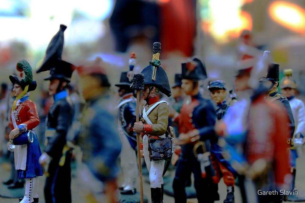 Toy Soldiers by Gareth Slavin