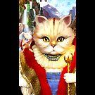 The Cat Rat King by jimiyo