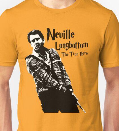Neville Longbottom: The True Hero Unisex T-Shirt