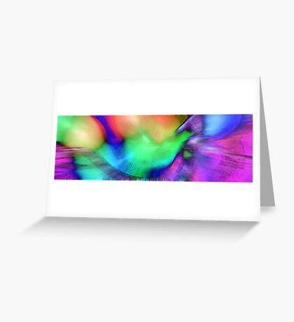 Graph Greeting Card