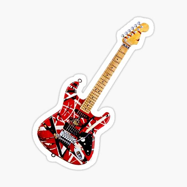 Aufkleber Sticker Van Halen hip hop jazz hard rock metal sticker