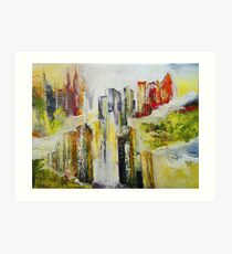 Different Point of View Art Print