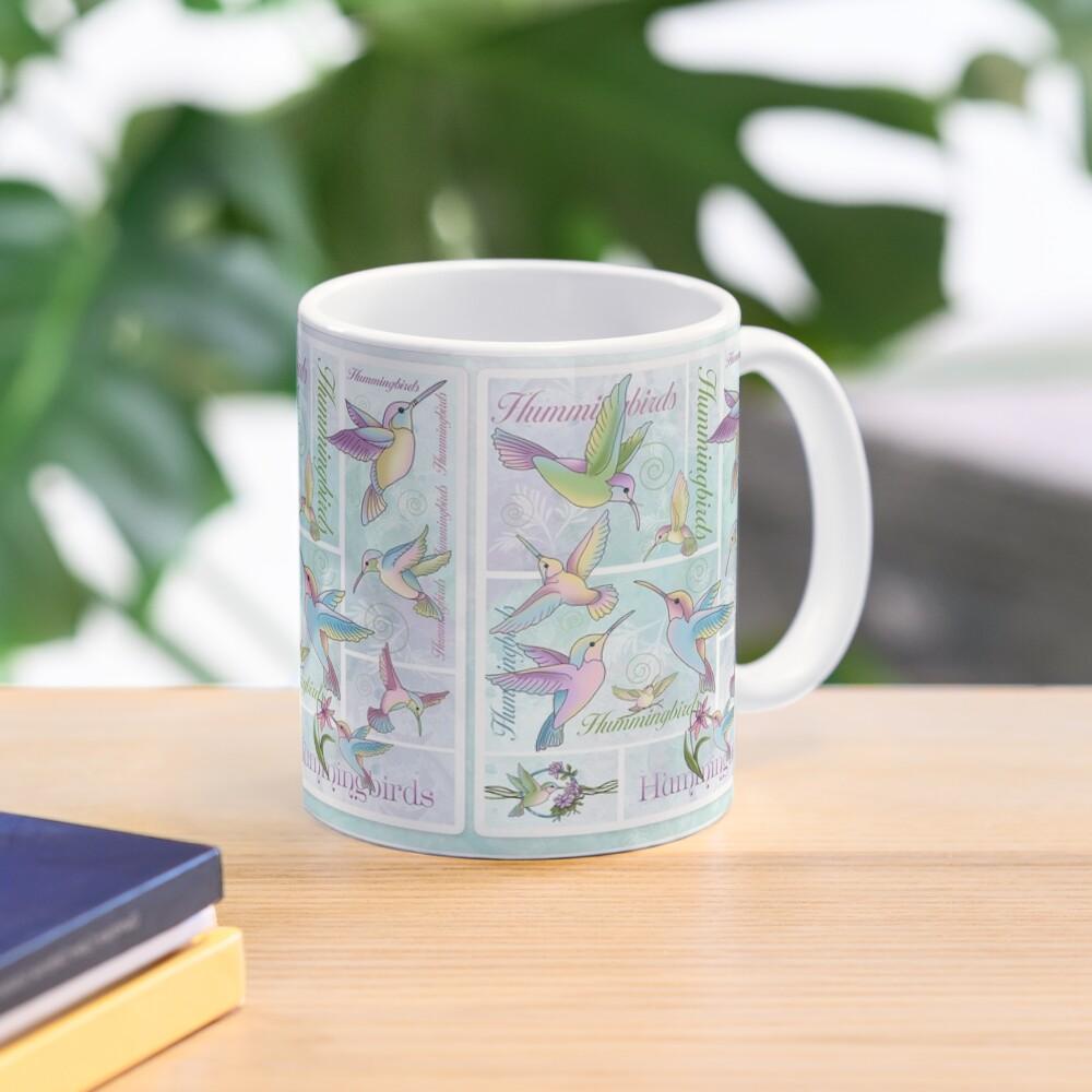 Hummingbird Flutterings Mug