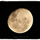 Moon by chloemay