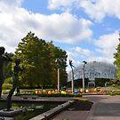 Missouri Botanical Garden by Paula Betz