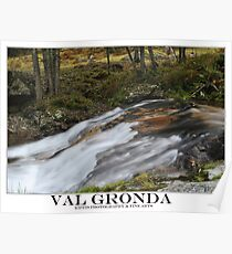 val gronda Poster