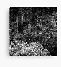 Landfill II Canvas Print