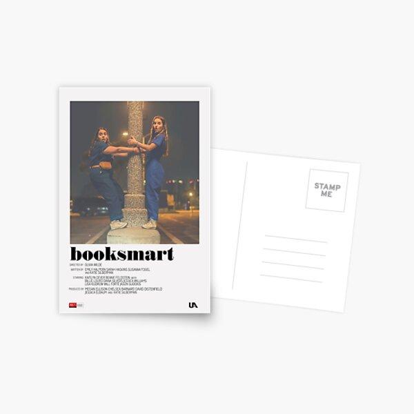 Booksmart Movie Poster Postcard