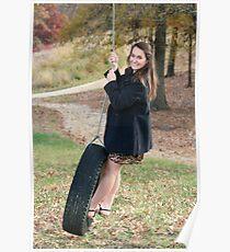 Swinging Poster