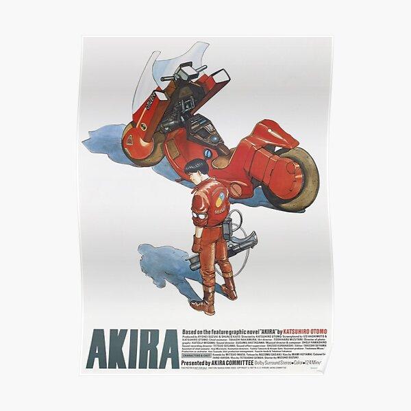 Akira Design Poster