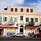 Jerusalem Supermarket by johnnabrynn
