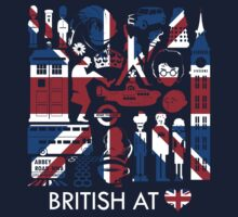 TShirtGifter Presents: British @ Heart