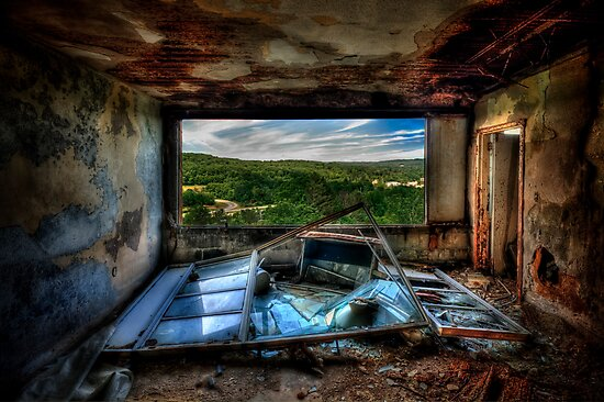 Room With A View by Evelina Kremsdorf