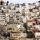 Jerusalem Valley by johnnabrynn