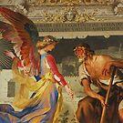 Angelic Italian Painting by johnnabrynn