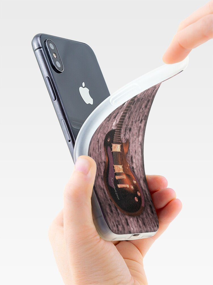 Alternate view of ...Rock & Roll... iPhone Case & Cover