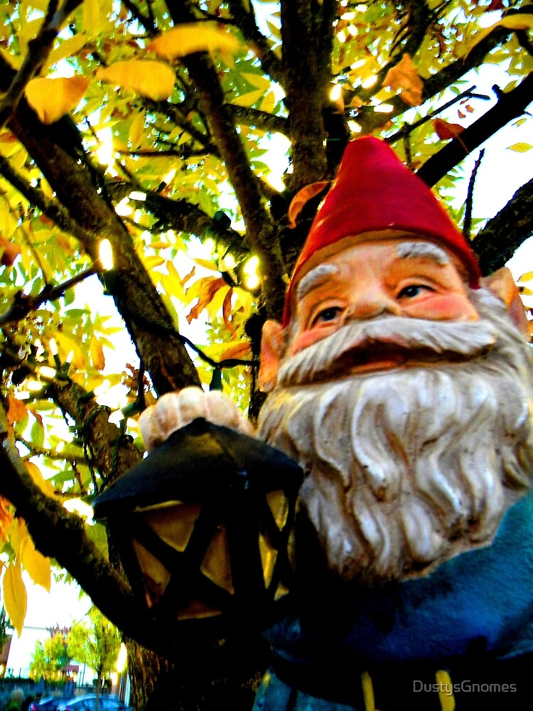 Fall Sun Gnome by DustysGnomes