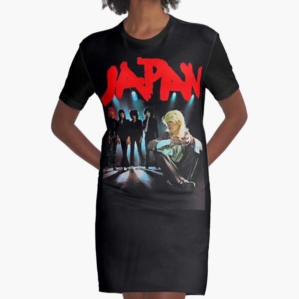 Japan - Band Graphic T-Shirt Dress
