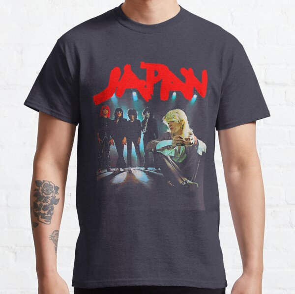 Japan - Band Classic T-Shirt