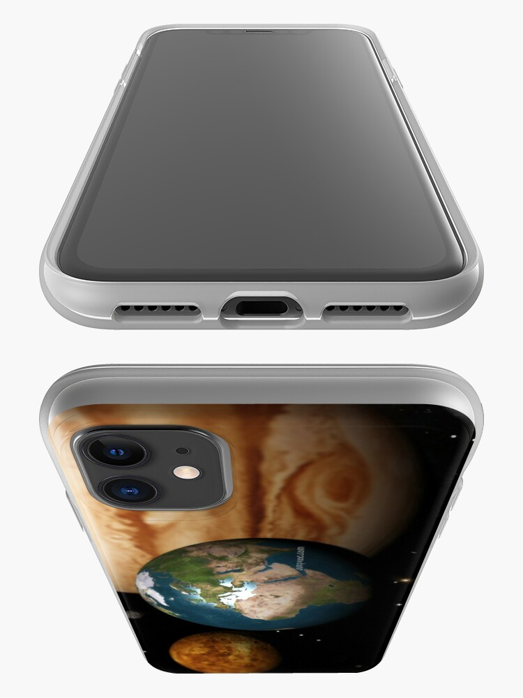 Alternate view of Planets iPhone Case & Cover