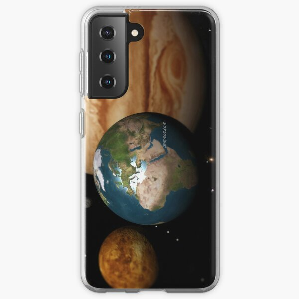 Planets Samsung Galaxy Soft Case