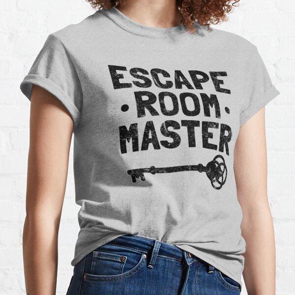 Escape Room Master - Escape Room  Classic T-Shirt