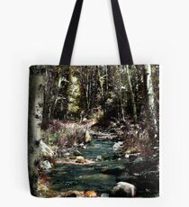 In the West End of the Shire -  Tote Bag