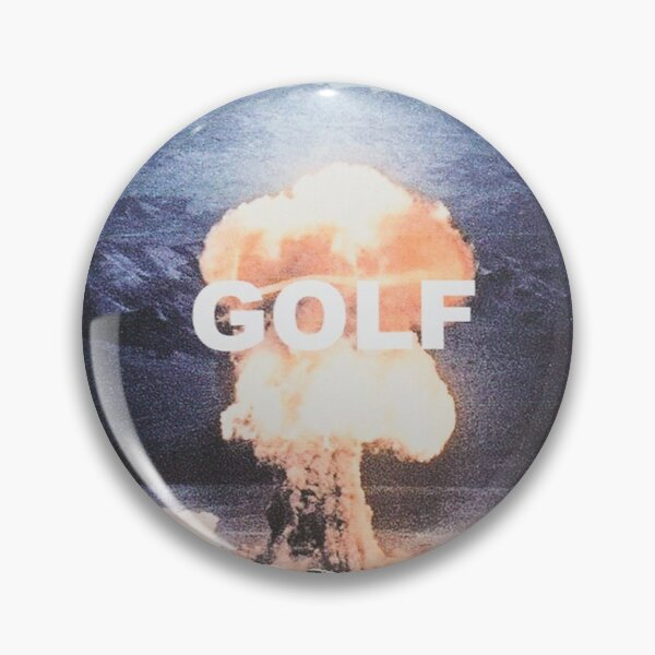 Mission Accomplished!Pinback Button Anti Trump Nuclear Holocaust Campaign Pin
