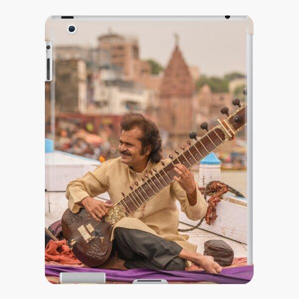 Music at Varanasi 03 iPad Snap Case