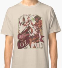 The Wizard of Oz {REMIX} Classic T-Shirt