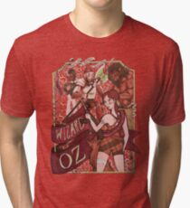 The Wizard of Oz {REMIX} Tri-blend T-Shirt