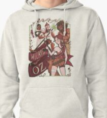 The Wizard of Oz {REMIX} Pullover Hoodie
