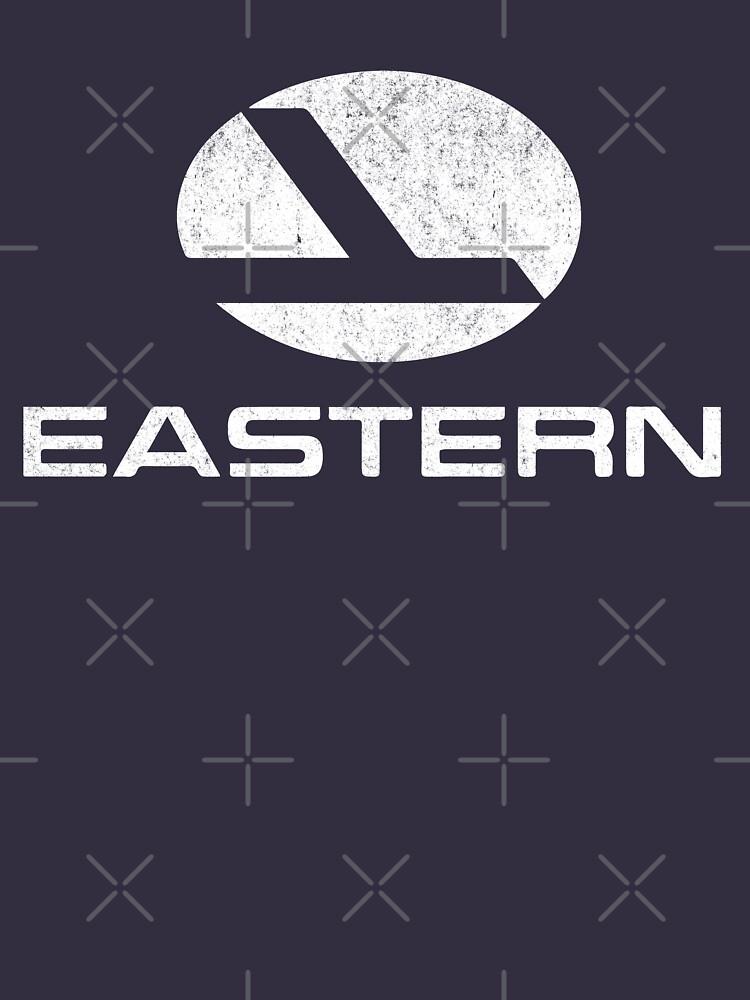 Eastern Airlines vintage logo by Primotees