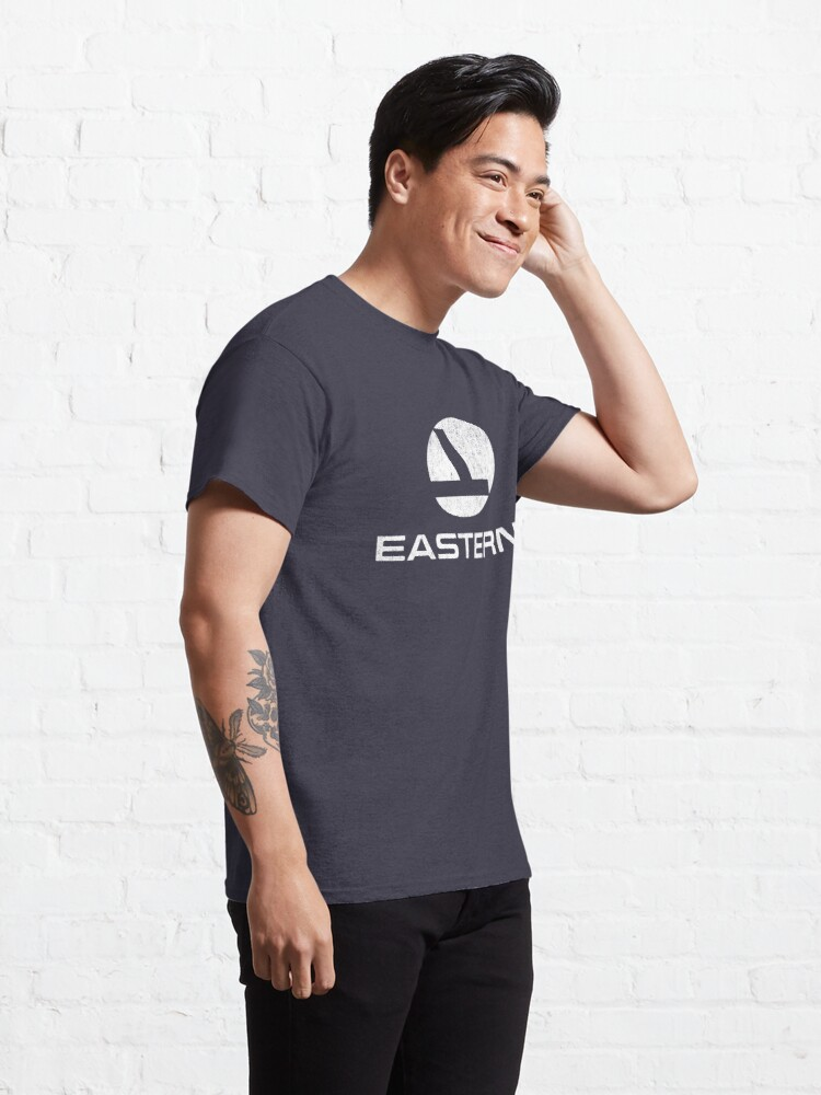 Alternate view of Eastern Airlines vintage logo Classic T-Shirt