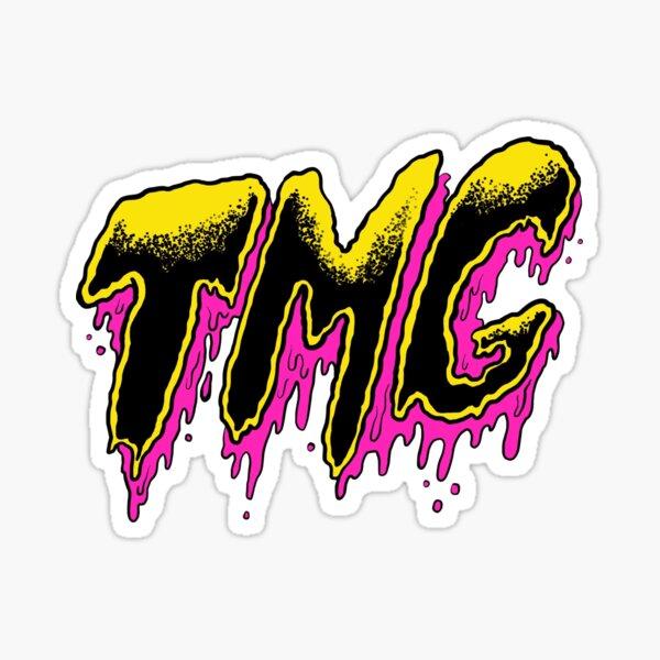 Tiny Meat Gang Logo  Sticker